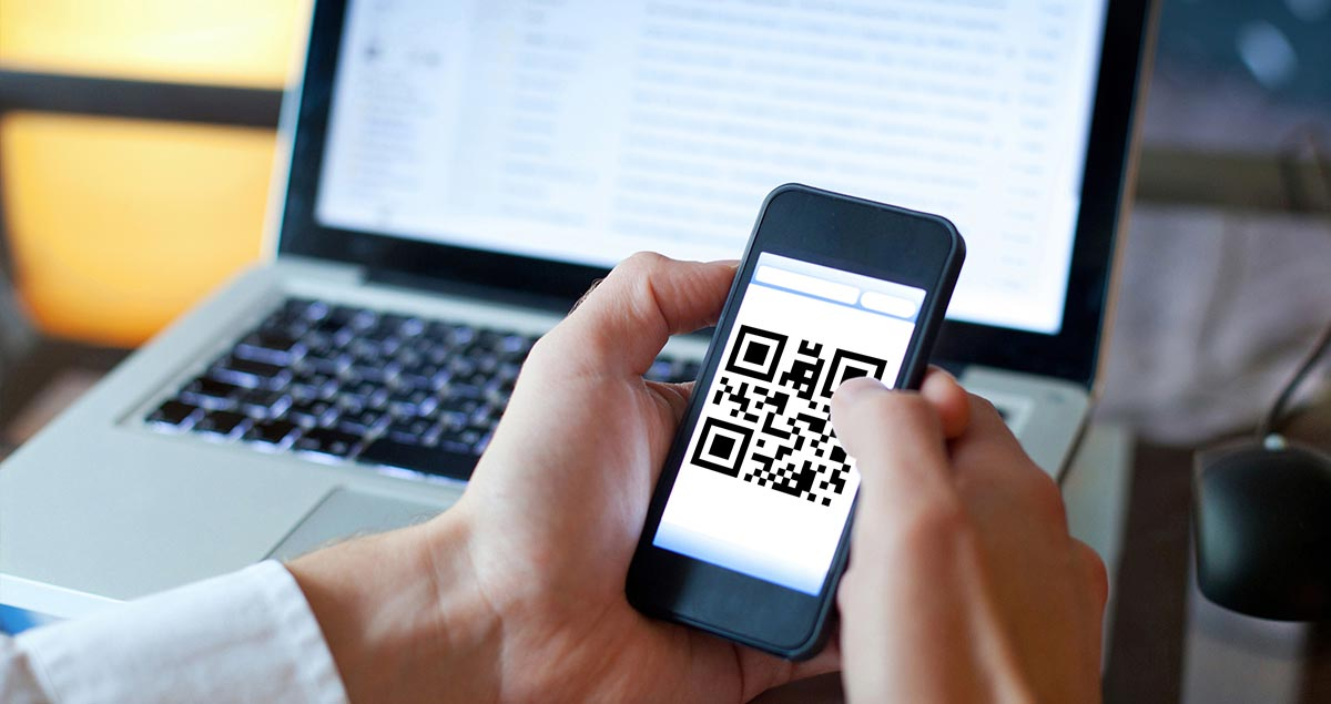 The basics of multi-factor authentication: QR Tokens – Highly secure and highly versatile